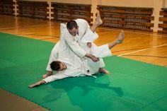 Trening Aikikai Międzychód - więcej na http://aikido-miedzychod.pl/galeria/treningi