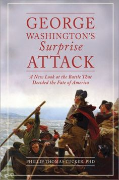 Through the events of the Battle of Trenton, Tucker illustrates how America's founding was nothing short of miraculous.