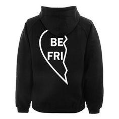 best friends hoodie BACK #hoodie #clothing #unisexadultclothing #hoodies #grapicshirt #fashion #funnyshirt