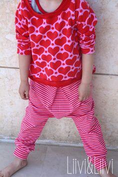 liiviundliivi: Rot, rot, rot sind alle meine Kleider...