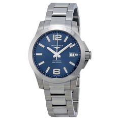 Longines Conquest L36764996 Automatic Watch