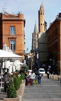 Rue de Taur - Toulouse, France