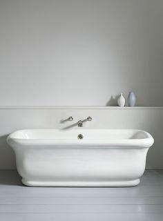 Paris Bath without feet, The Water Monopoly, £5.995 + VAT, 166,5cm x 82,2cm x 57,5cm
