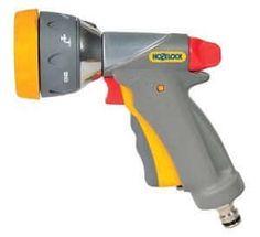 Brand New Multi Hozelock Spray Gun Pro - 2688 The Multi Hozelock Spray Gun Pro spray gun combines an ultra tough zinc alloy body with…
