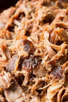World's Best Carolina Pulled Pork via @ohsweetbasil