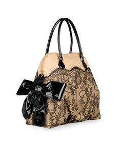 Valentino Valentino Women, Valentino Black, Valentino Purse, Valentino Handbags, Bow Purse, Purse Wallet, Lace Purse, Beautiful Handbags, Beautiful Bags