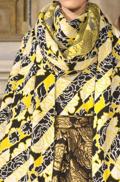 patternprints journal: PRINTS, PATTERNS AND SURFACE EFFECTS FROM PARIS FASHION WEEK / 11