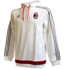 Milan Felpa Cappuccio Allenamento 2015-16