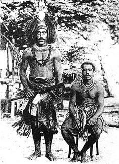 Samoan warriors