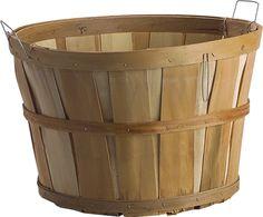 Wood Packaging - Monte Package Company 1 bushel basket $2.65 each minimum 12