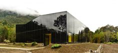 Glacial Water Bottling Plant - A project by Panorama