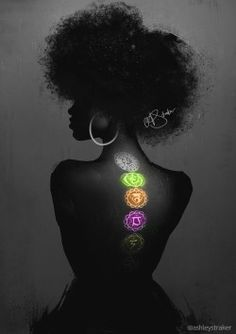44 Ideas Black Art Pictures For 2019 Black Love Art, Black Girl Art, Art Girl, Black Goddess, Goddess Art, African American Art, African Art, Natural Hair Art, Natural Hair Styles