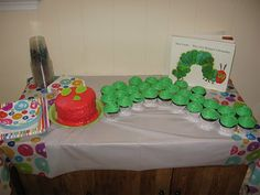 {Hungry Caterpillar Party}