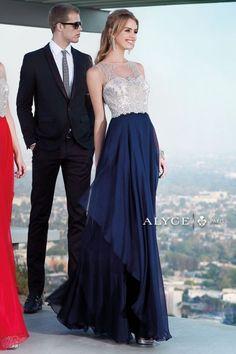 Alyce Paris | Prom Dress Style #6342   #promdress #prom2015