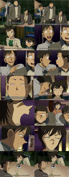 Police Love Story, Singles Party Part 1, Episodes 431-432, #DetectiveConan