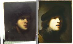 Young Rembrandt Rembrandt Self Portrait, Rembrandt Paintings, Our Legacy, Oil On Canvas, Mona Lisa, Old Things, Artwork, Work Of Art, Auguste Rodin Artwork