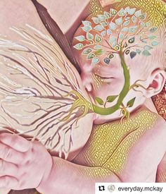 Eternal tree of life with I finally made my own breastfeeding photo! I love that I am providing him with everything he needs to live. Such amazing things our bodies are capable of! Breastfeeding Photos, Birth Art, Foto Newborn, Pregnancy Art, Sacred Feminine, Anatomy Art, Midwifery, Mothers Love, Mother And Child