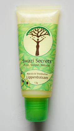 Swazi Secrets Lipbalm