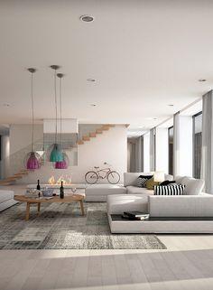 Dekorum studio Niskota living room