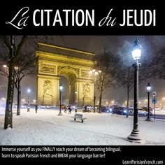 Bonjourrr, les adorables !  Do you want to master the secrets of the French language so that you can make conversation even if you are a beginner, and impress your friends with your confidence?  Here is your Thursday's quote, a fun start to your practice:  « La mélancolie, c'est le bonheur d'être triste. » ~ Victor Hugo Do you agree?  Write the translation (or your opinion) in the comments below, in French. Yes, you are welcome to use the dictionary! :)