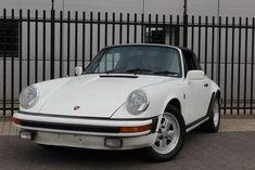 Porsche 911 SC targa  - 1981