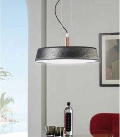 Comprar online Colgante extensible de techo Colección TACO SORIA Taco, Luz Led, Lighting, Ideas, Home Decor, Diffuser, Contemporary Style, Hanging Lamps, Standing Lamps