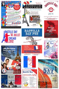 bastille day celebration ideas