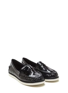 You'll get a whole lot done in comfort and style with these chic loafers on your feet. #Score.