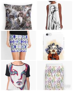 *PLEASE SHARE!!  Now you can you buy your favorite Lara Wolf original artworks, on many of your favorite everyday products. Such as, phone cases, tote bags, tshirts, mini skirts, leggings, mugs, pillows, duvets, notebooks, and many more! Just visit my page on Redbubble.com (user name : larabwolf)  http://www.redbubble.com/people/larabwolf/portfolio/recent?asc=u  *So Please share with all your super cool friends!! ❤️