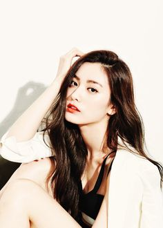 fashion model korean fashion kfashion asian fashion magazine nana