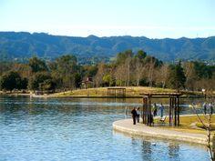 Lake Balboa, Van Nuys, California #StudyAbroad