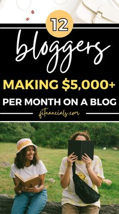 12 Bloggers In Different Niches Making $5,000+ Per Month Make Money Blogging, Saving Money, How To Make Money, How To Get, Finance Blog, Debt Payoff, Financial Goals, Student Loans, Personal Finance
