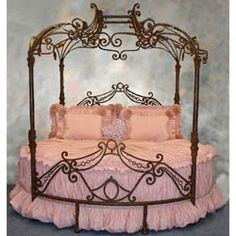 bed of a princess <3
