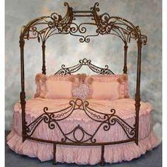 Windsor Round Bed Twin Beds - LuxuryLamb.Com