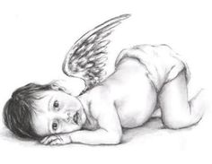 Cute Angel Baby Tattoo Designs 101 - | Good Tattoo Ideas