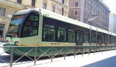 ATAC Roma trams