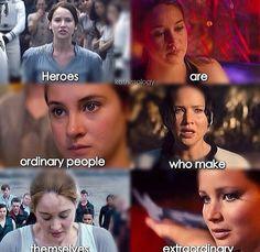 Divergent meets thg. Love it<3