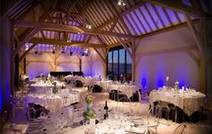 Redhouse Barn... lovely venue