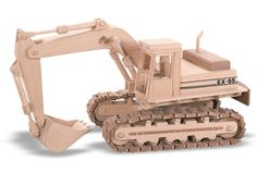 PATTERNS & KITS :: Construction :: 65 - The Excavator -