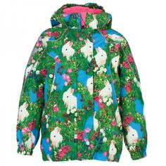 Molo Rabbit Print Cathy Jacket at alexandalexa.com