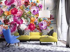 Természet a dekorációban - virágmintás kiegészítők az otthonodban