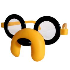 "Adventure Time Glasses - Jake - JazWares, Inc - Toys ""R"" Us"