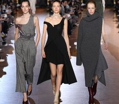 Stella McCartney brings hide free hide to the catwalk as she reveals her eponymous Stella McCartney fall/winter 2015-2016 Fashion Wear. <<<More at www.sylep.com>>>