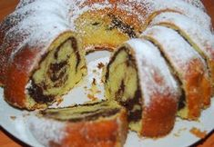Bábovky ako od babičky - Žena SME Sweet Desserts, Sushi, Cakes, Cooking, Ethnic Recipes, Food, Basket, Kitchen, Cake Makers