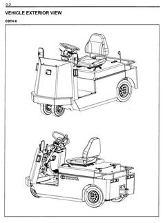 Original Illustrated Factory Parts Manual for Toyota