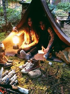 maybe not the most practical hiking shoes or tent, but this shot captures the coziness i love about being outdoors.