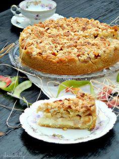 something sweet * something fabulous: Chrissi's klassischer Apfelkuchen [Guest Blogger]