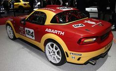 Abarth Tickles Our Fancy With 300Hp 124 Spider Rally – automotive99.com