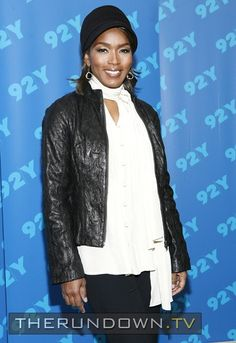 Fashion Over Fifty - Angela Bassett