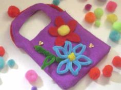 Indoor Activity - Making a cute bag for your princess.